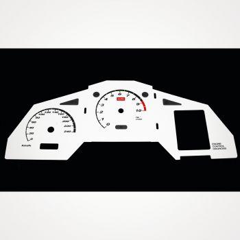 Aprilia ETV 1000 Caponord KM/H White - 1
