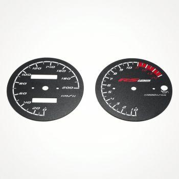 Aprilia RS 125 KM/H Black - 1