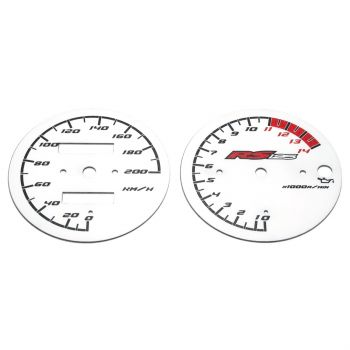 Aprilia RS 125 KM/H White - 1
