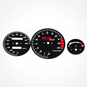 Aprilia RS 50 KM/H Black - 1