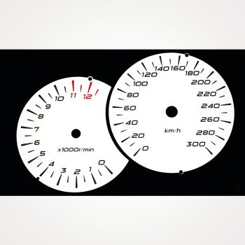 BMW K1200 S KM/H White - 1