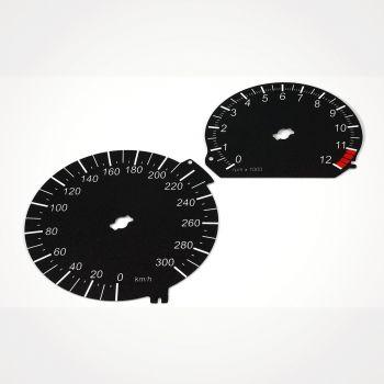 BMW K1300 R KM/H Black - 1