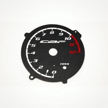 Honda CBF 1000F 2010-2017 Black - 1