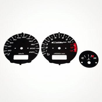 Honda CBF 600S KM/H Black - 1