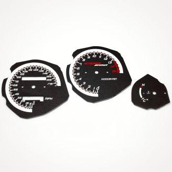 Honda CBR 600 F3 1995-1998 MPH Black - 1