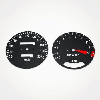 Honda CX 500 KM/H Black - 1