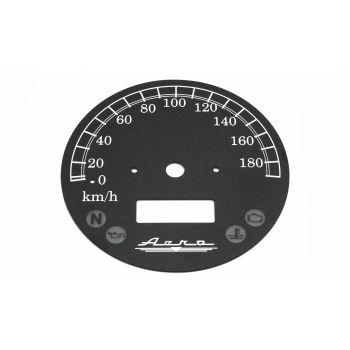 Honda VT 750 Aero FI KM/H Black - 1