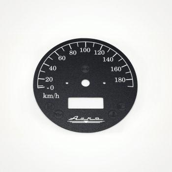 Honda VT 750 Aero KM/H Black - 1