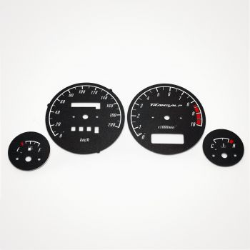 Honda XL 650V Transalp KM/H Black - 1