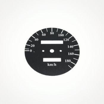 Kawasaki EN500 KM/H Black - 1