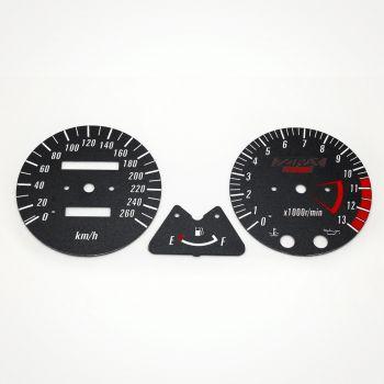 Kawasaki ZRX 1100 KM/H Black - 1