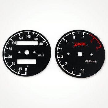 Suzuki DR 800 BIG KM/H Black - 1