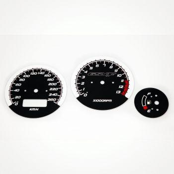 Suzuki GSX-R 750 2008-2010 Black