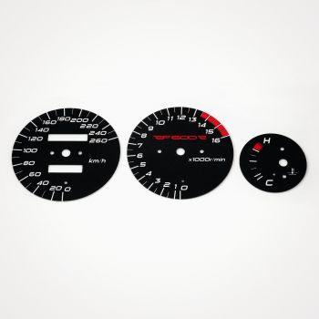 Suzuki RF 600 R KM/H Black - 1