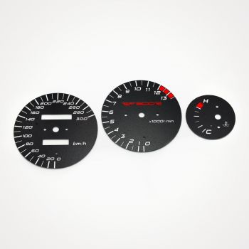 Suzuki RF 900 R KM/H Black - 1