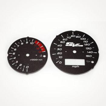 Suzuki SV 650 N 1999-2002 MPH Black - 1
