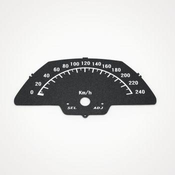 Suzuki VZR 1800 Intruder KM/H - 1