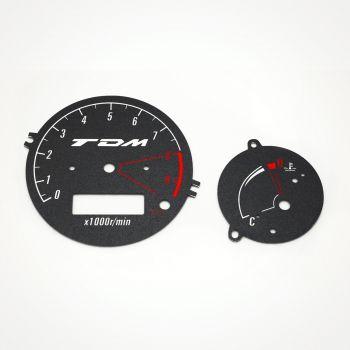 Yamaha TDM 900 KM/H Black - 1