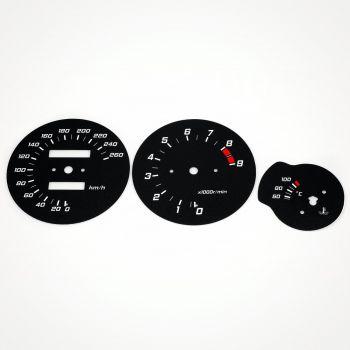 Yamaha TRX 850 KM/H Black - 1