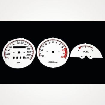 Honda VT 750 Aero FI KM/H Black