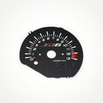 Suzuki GSR 600 KM/H Black