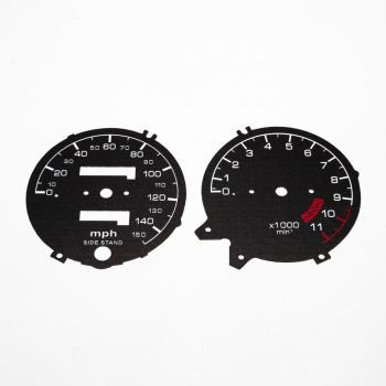 Honda CB 750 Seven Fifty MPH Black - 1