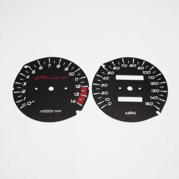 Suzuki GSF 600 Bandit 1995-1999 MPH Black - 1