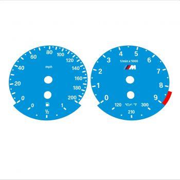 BMW E60 M5 E63 M6 Blue - Standard - 1