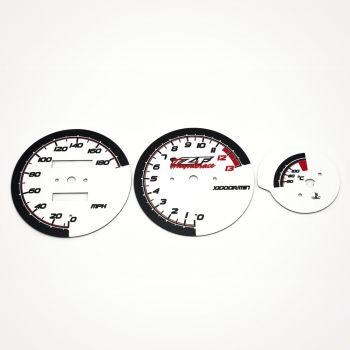Yamaha YZF 1000 Thunderace MPH White - 1