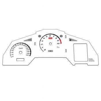 Aprilia ETV 1000 Caponord MPH White - 1