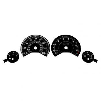 BMW F30 F32 Petrol MPH High Spec Black - 5