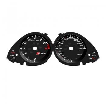 Audi RS5 8T KM/H Black - 1