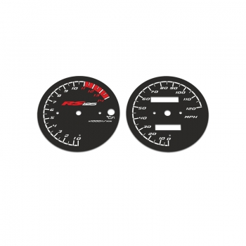 Aprilia RS 125 MPH Black 1