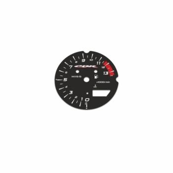 Honda CBR 900RR 954 SC50 KM/H Black - 1