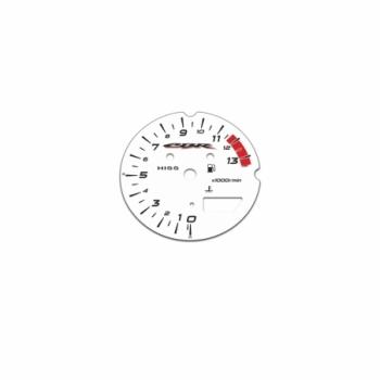 Honda CBR 900RR 954 SC50 KM/H White - 1