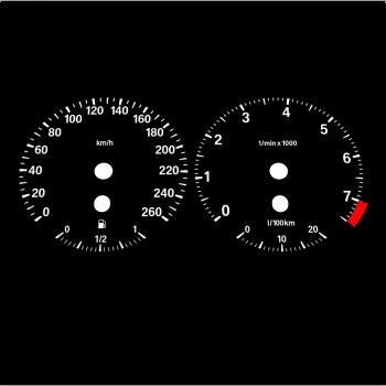 BMW E90 320i 325i 328i 330i KMH HIGH Black - 1
