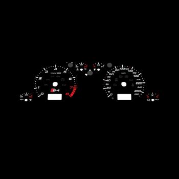 Audi S4 B5 KMH Black - 2
