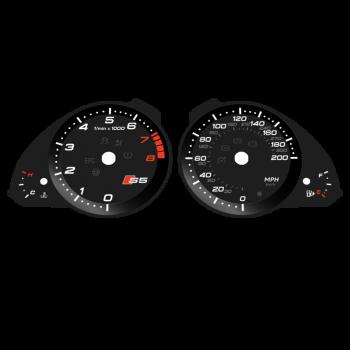 Audi S5 Black - 1