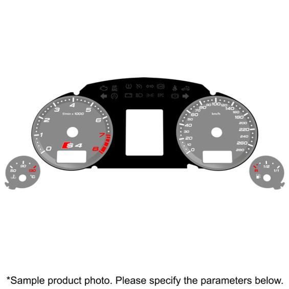 Audi S4 B6 B7 Gray - 1
