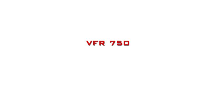 VFR 750